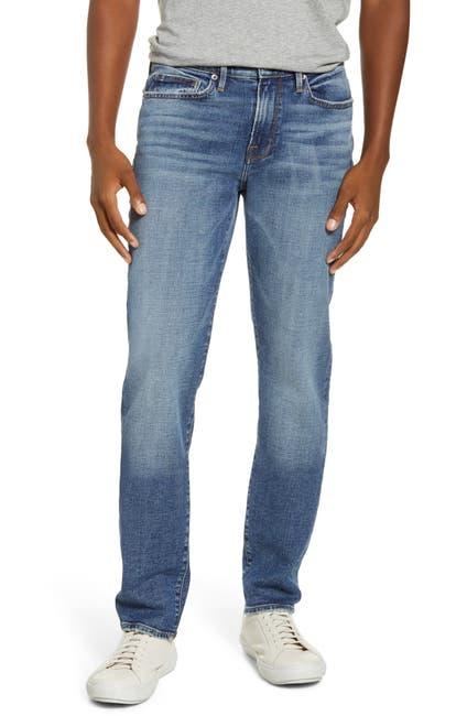 Image of FRAME L'Homme Slim Straight Leg Jeans