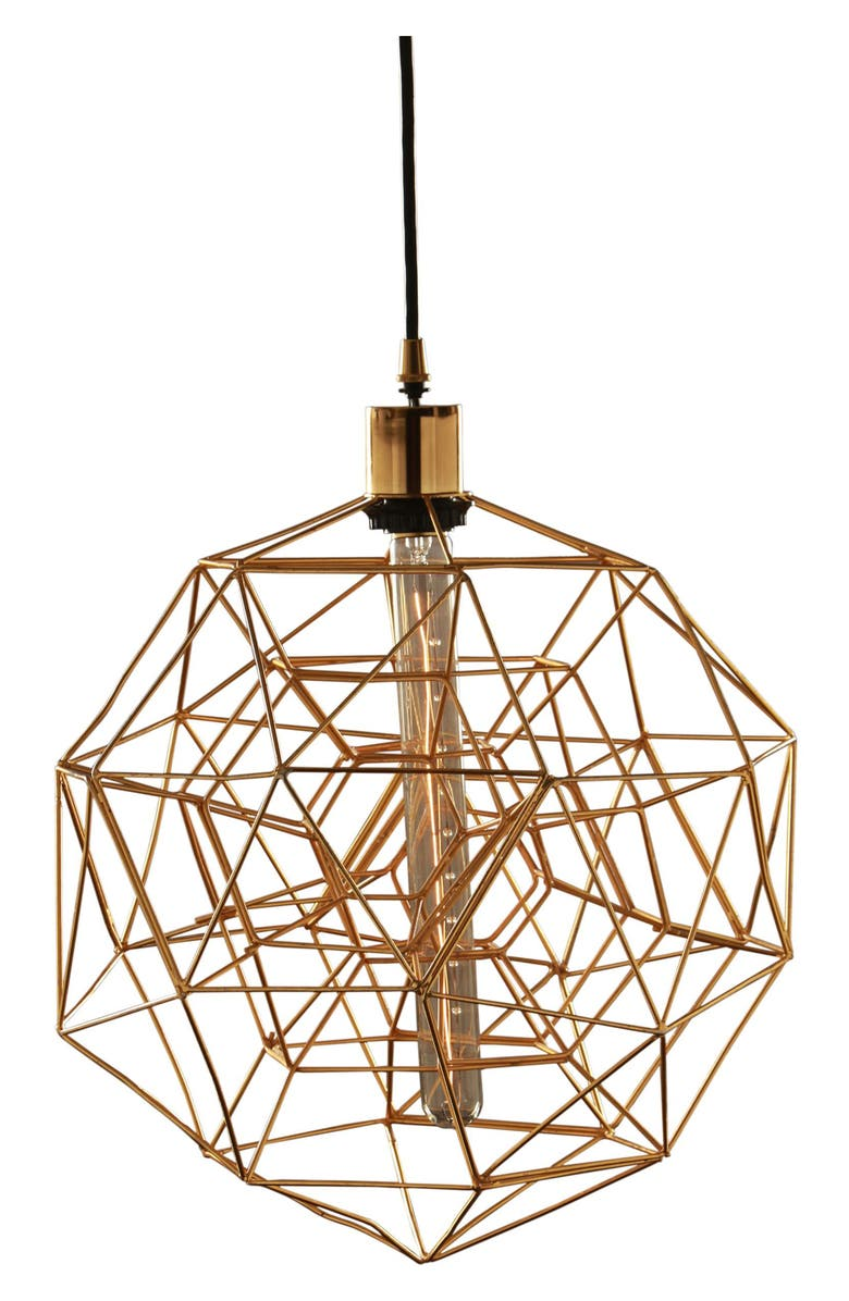 RENWIL Sidereal Ceiling Light Fixture, Main, color, GOLD