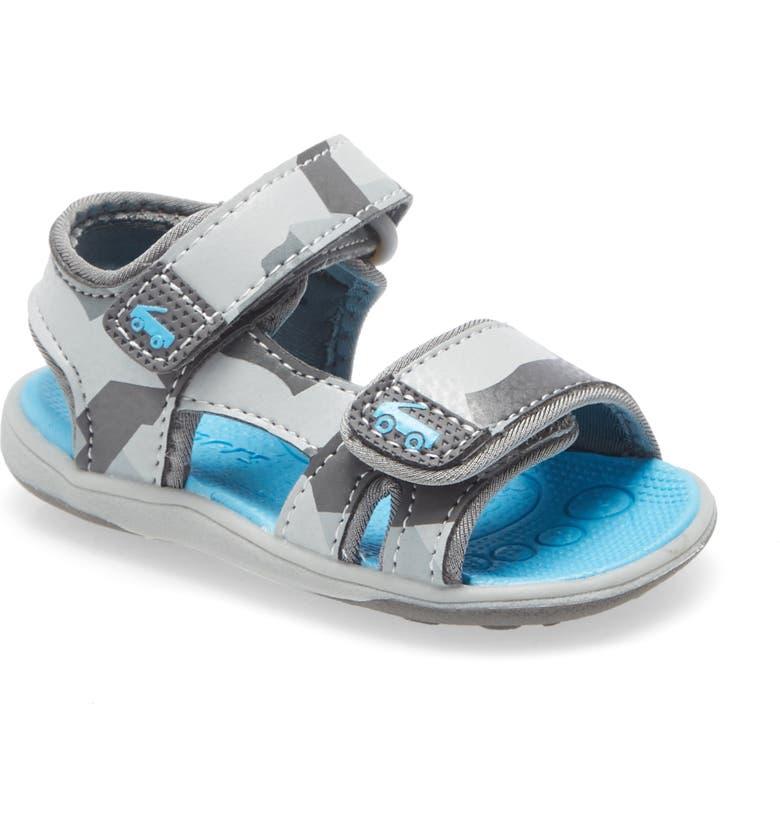 SEE KAI RUN Jetty III Water Friendly Sandal, Main, color, 020
