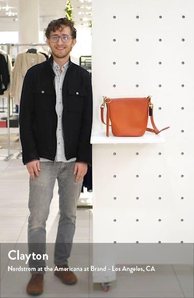 Archival 20 Duffle Leather Shoulder Bag, sales video thumbnail