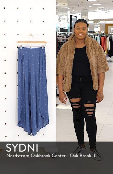 Wide Leg Pants, sales video thumbnail