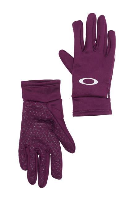 Image of Oakley Logo Fleece Gloves