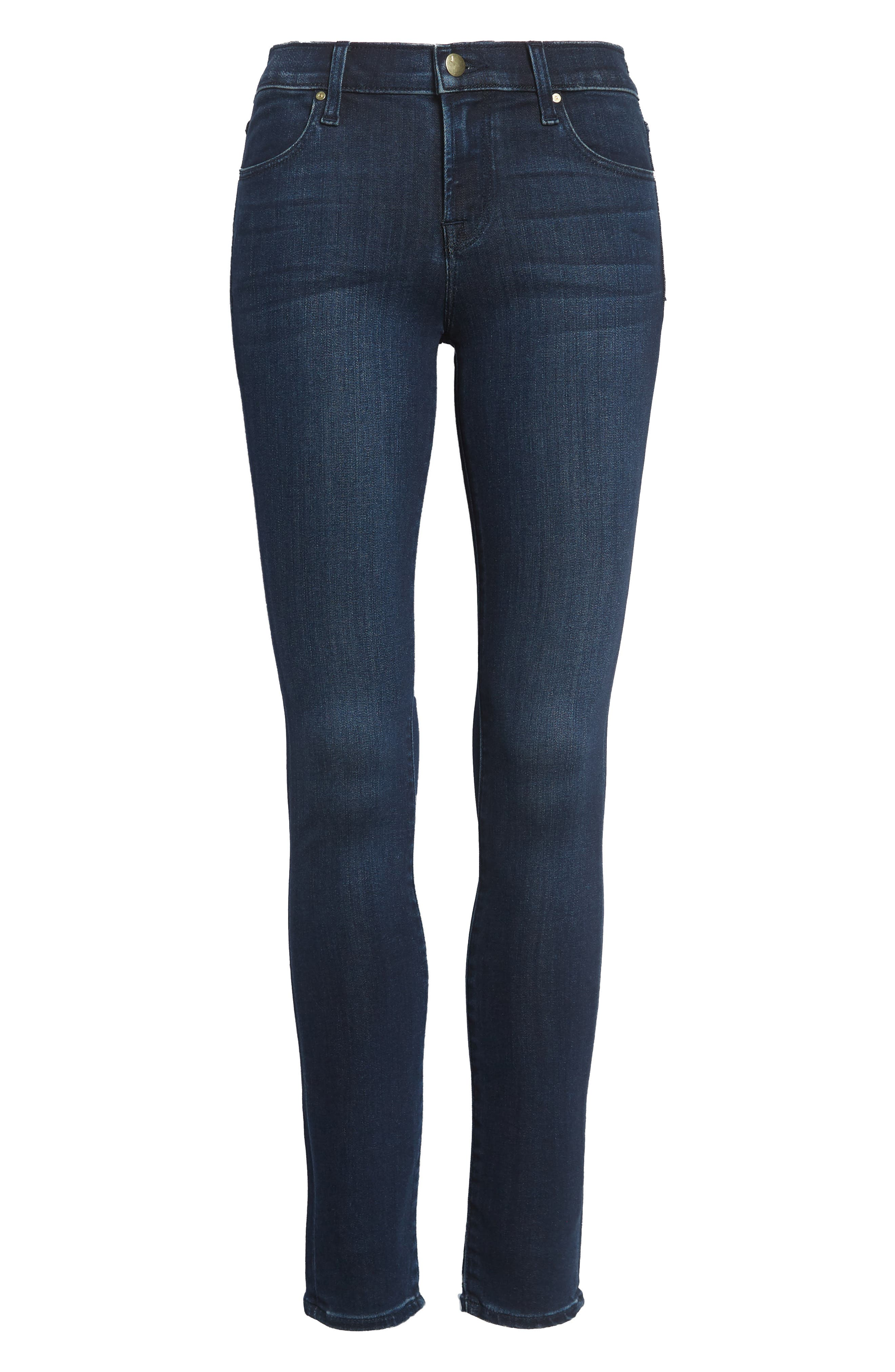 '620' Mid Rise Super Skinny Jeans, Main, color, 401