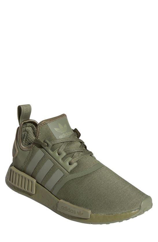 Adidas Originals Originals Nmd R1 Sneaker In Legacy Green S20