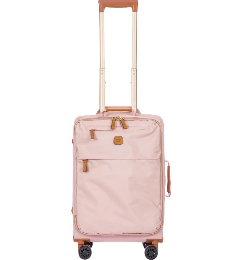 BRIC'S X-Bag 21-Inch Spinner Carry-On, Main, color, PINK