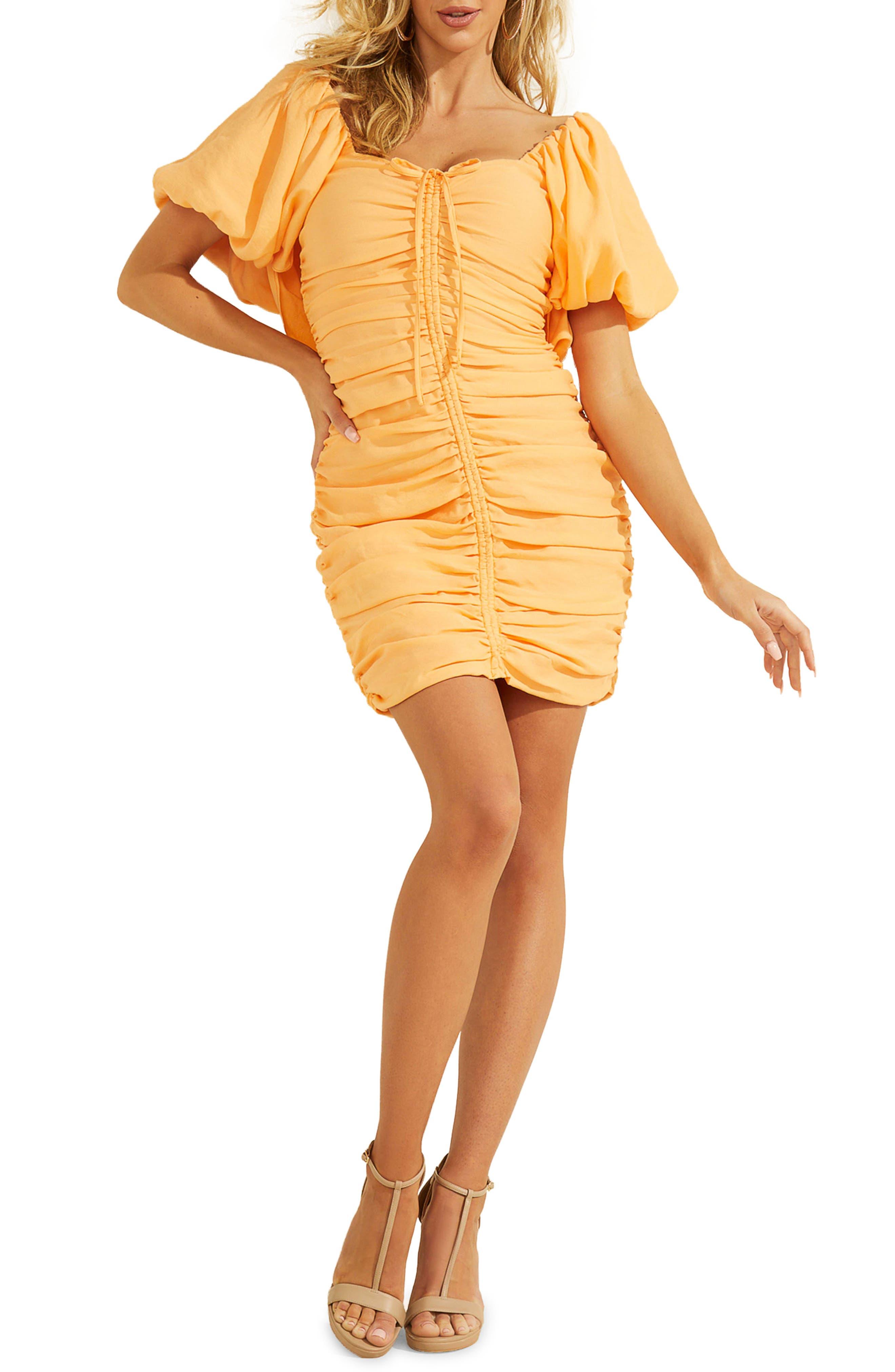 Kiki Body-Con Minidress