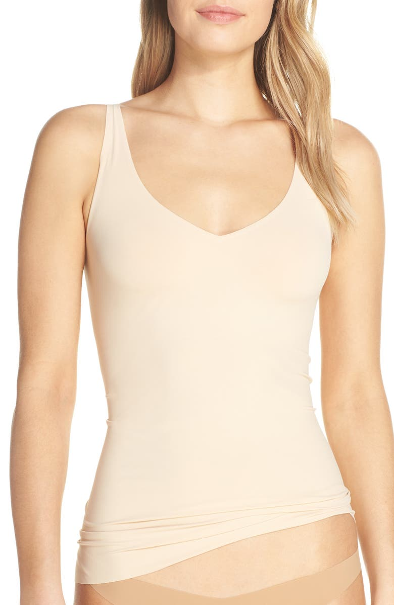 YUMMIE Smooth Solutions Camisole, Main, color, FRAPPE