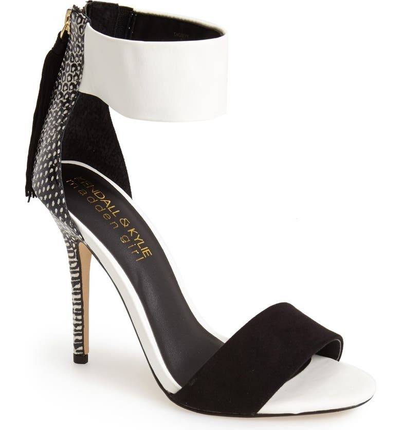 KENDALL & KYLIE KENDALL + KYLIE Madden Girl 'Digbyy' Ankle Cuff Sandal, Main, color, 177
