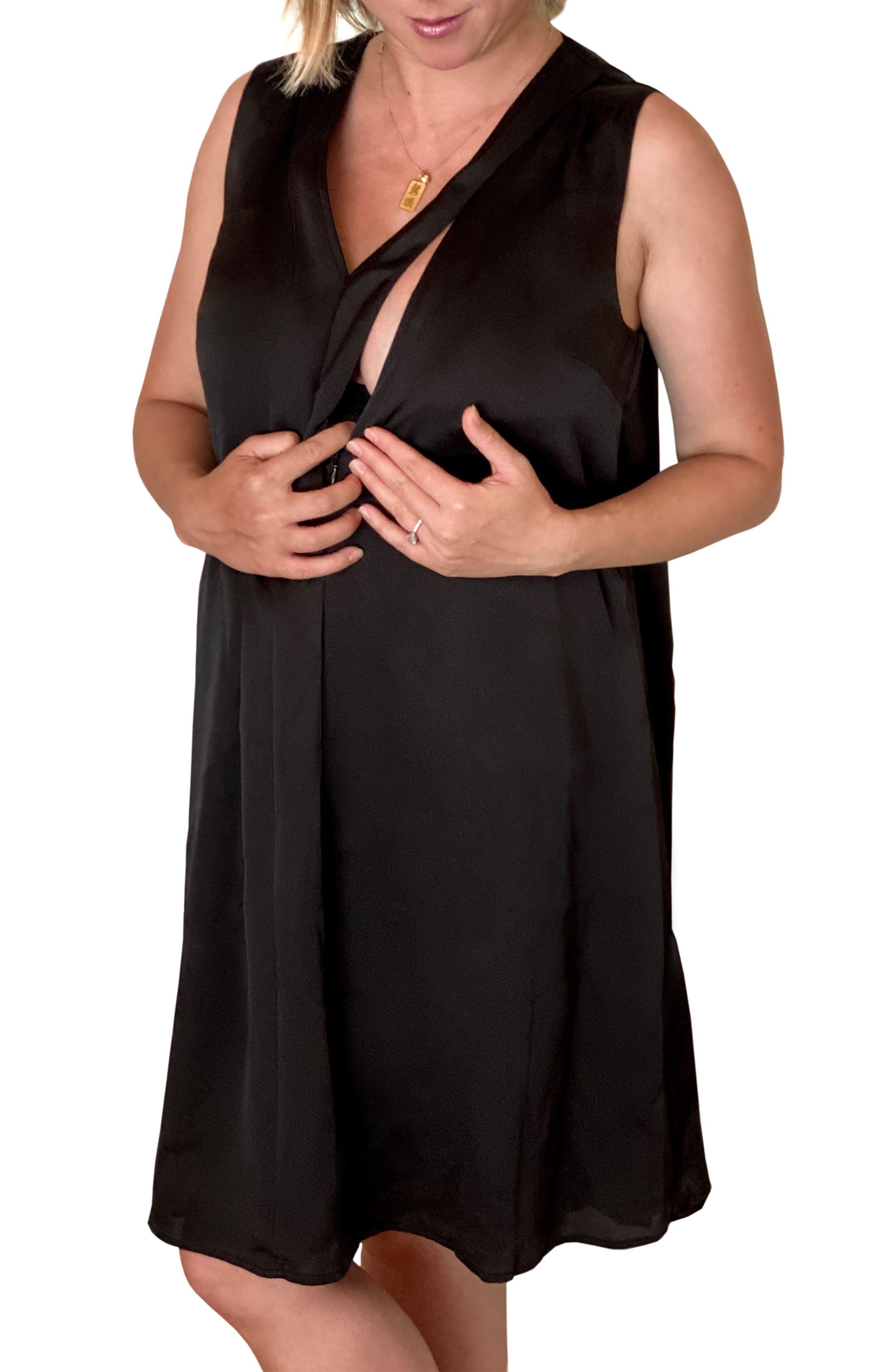 Emilia George Cecilia Maternity/Nursing Dress