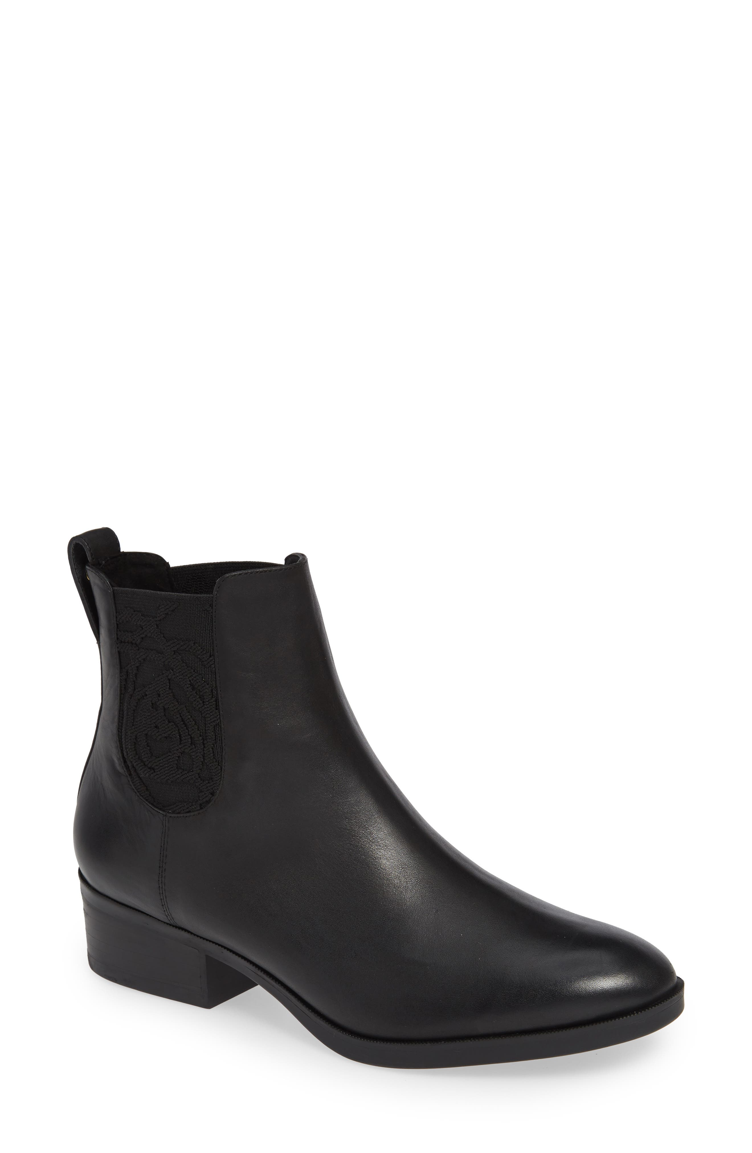 Taryn Rose Womens Gina Ankle Boot