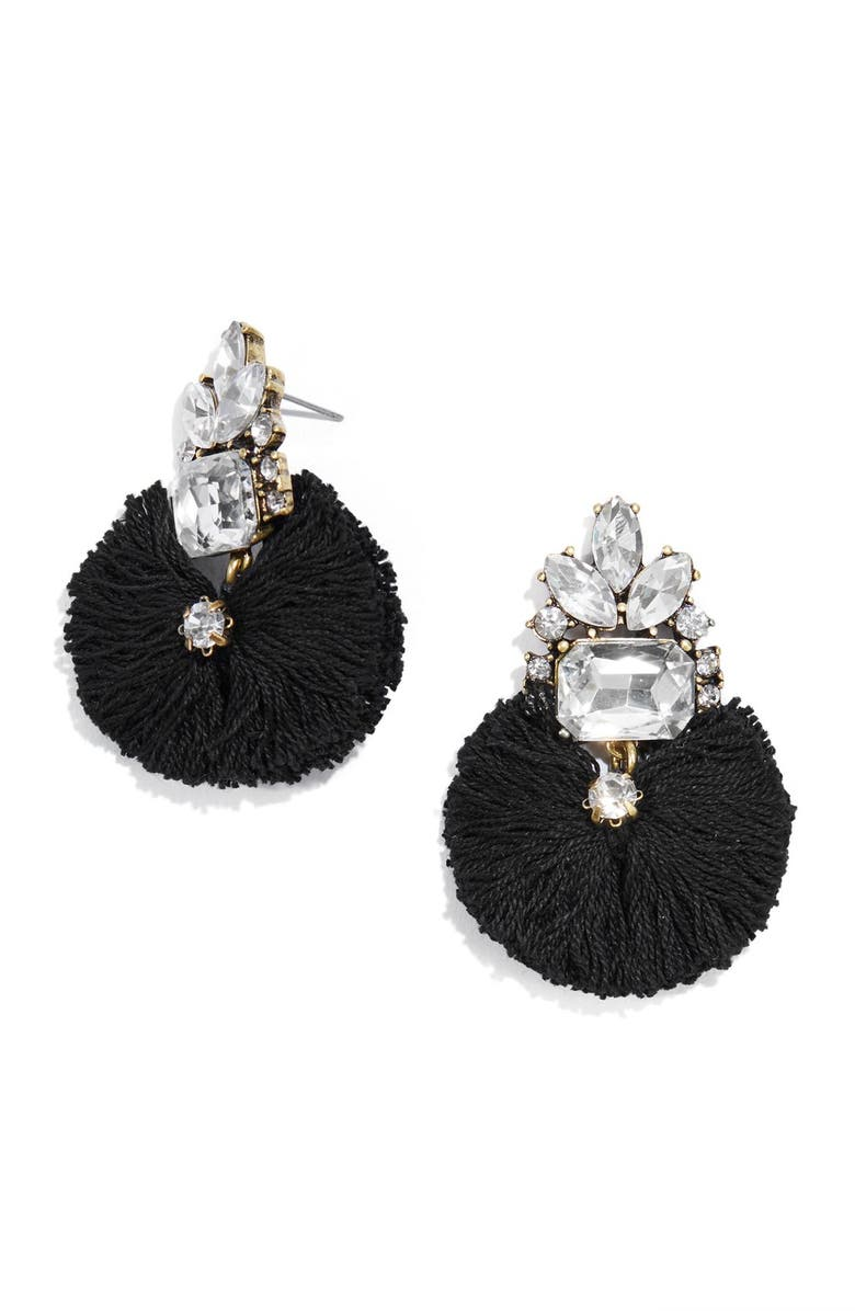 BAUBLEBAR 'Flamenco' Drop Earrings, Main, color, 001