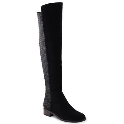 Aquadiva Misty Water Resistant Boot- Black