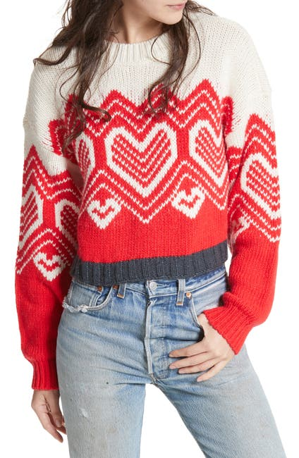 Image of Free People I Heart You Sweater