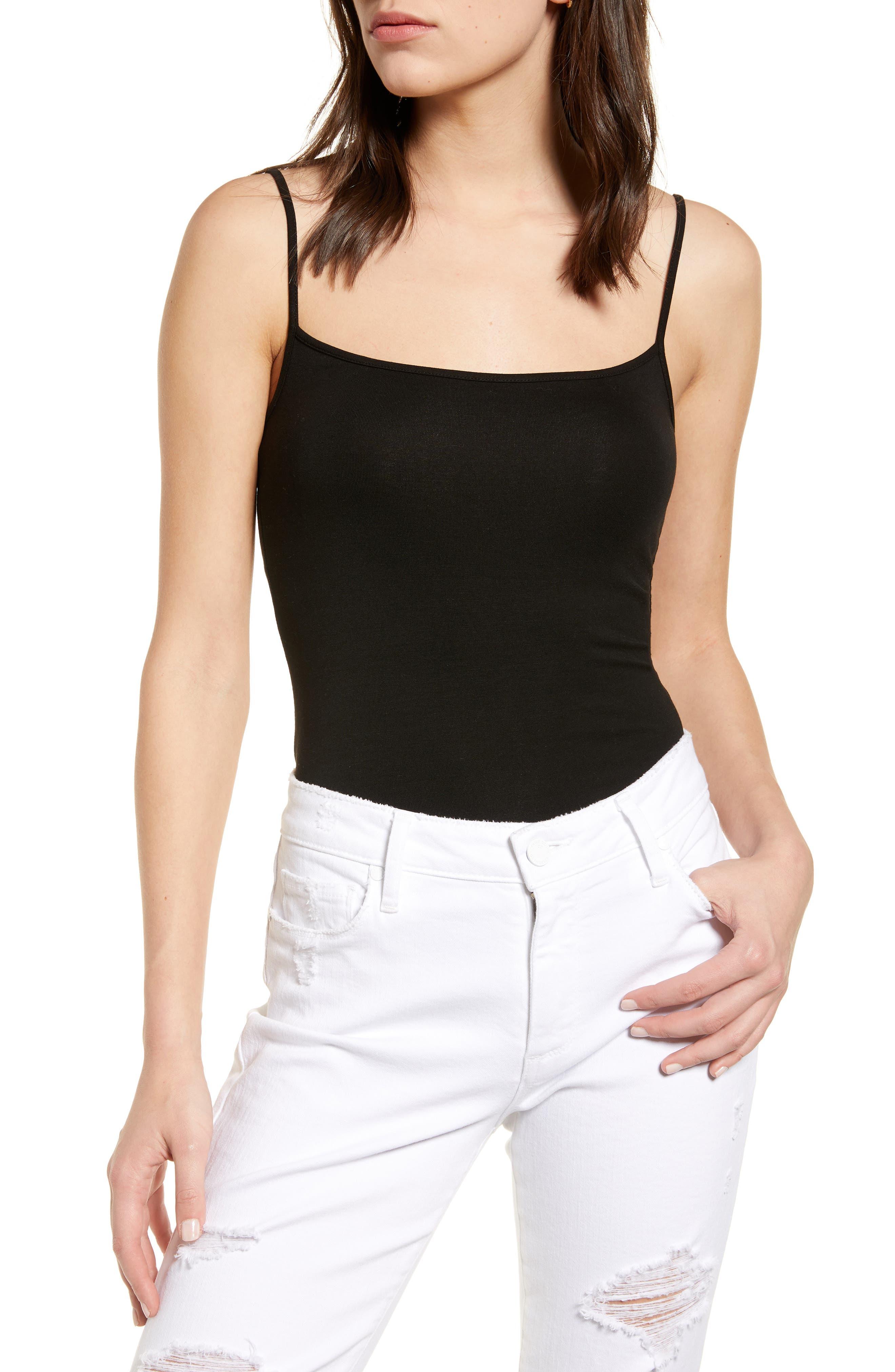 Image of NINETY PERCENT Cami Bodysuit