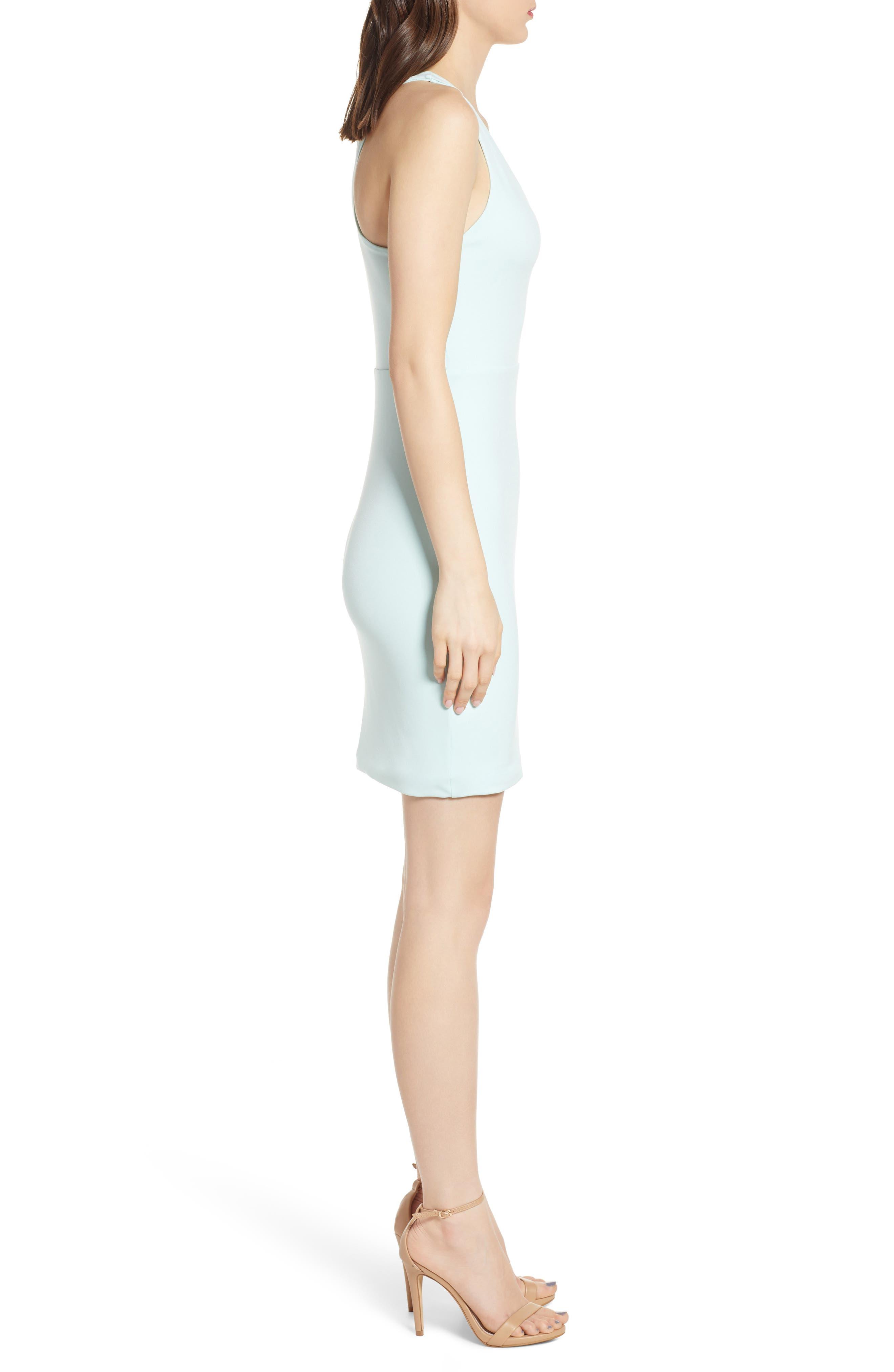 ,                             Racerback Body-Con Dress,                             Alternate thumbnail 28, color,                             445