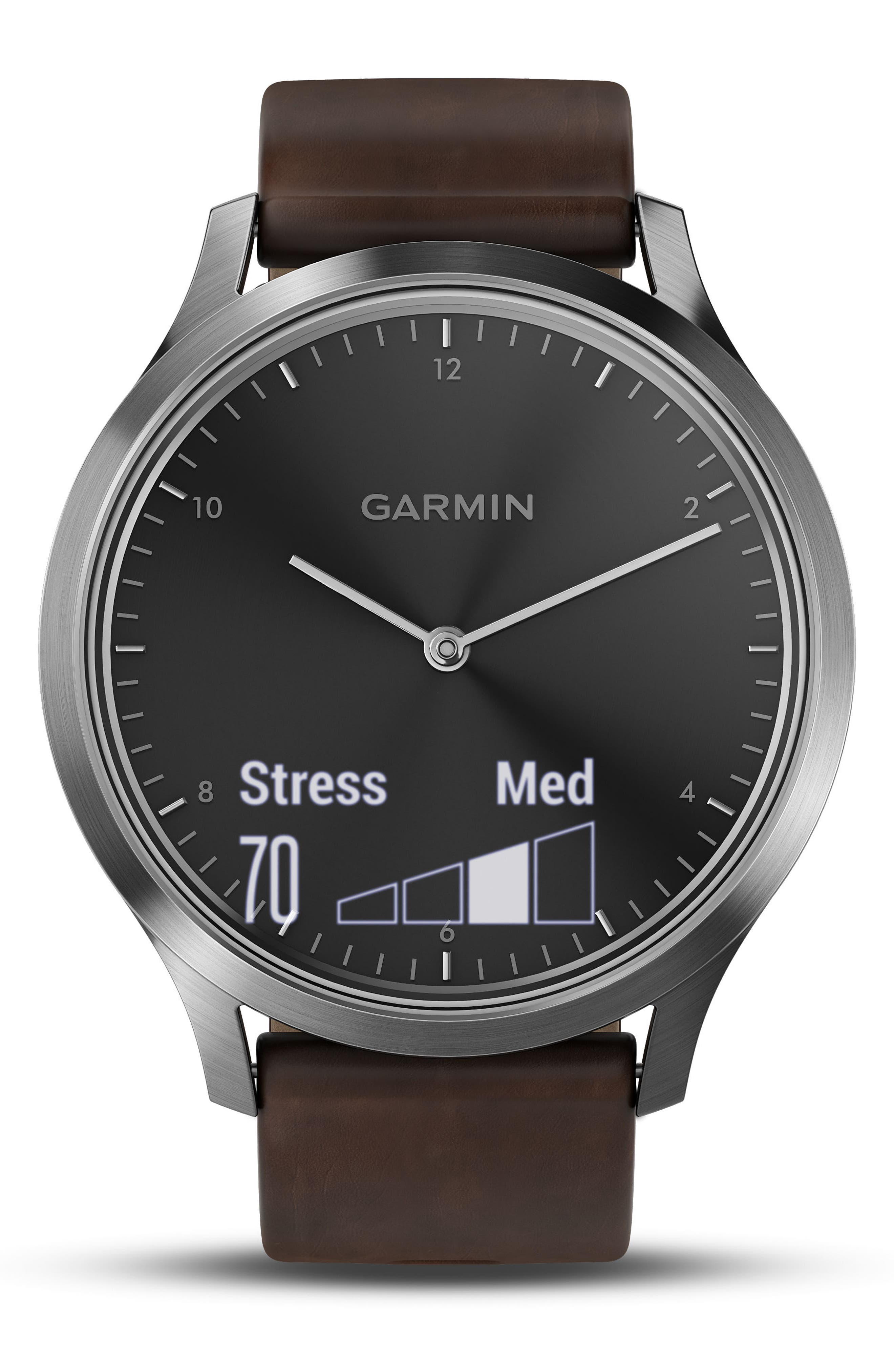 ,                             Vivomove HR Hybrid Smart Watch, 43mm,                             Alternate thumbnail 7, color,                             041