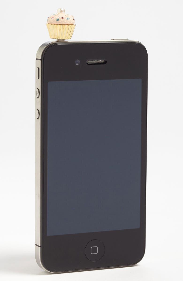 CARA 'Cupcake' Smartphone Charm, Main, color, 650