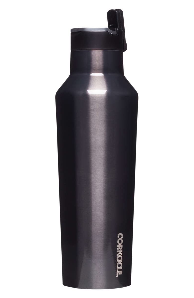 CORKCICLE 20-Ounce Insulated Stainless Steel Canteen, Main, color, GUNMETAL
