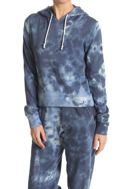Image of Threads 4 Thought Roe Tie Dye Drawstring Hoodie