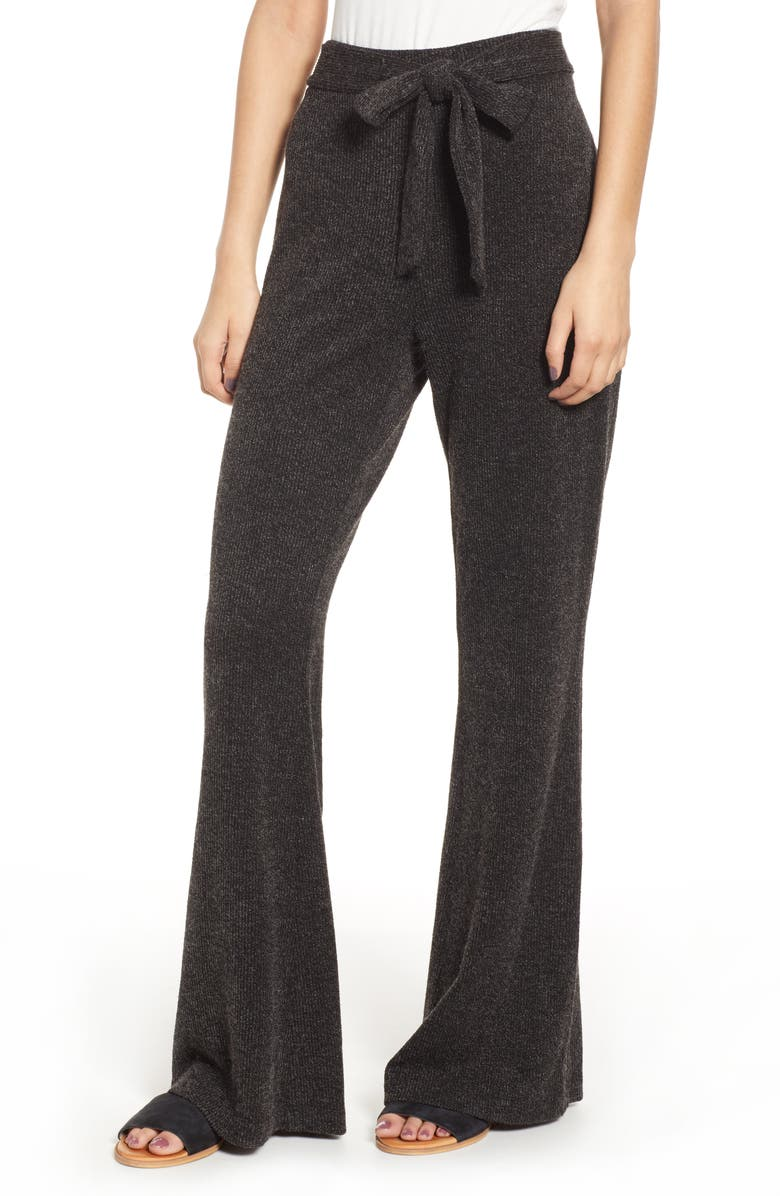 BP. Belted Sweater Pants, Main, color, 021