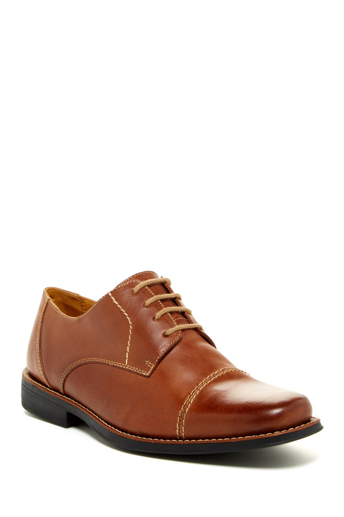 Image of Sandro Moscoloni Norridge Cap Toe Derby - Wide Width Available