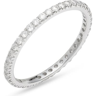 Bony Levy Bardot Diamond Eternity Ring (Nordstrom Exclusive)