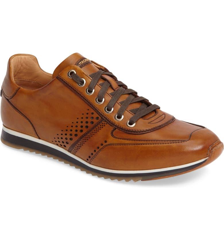MAGNANNI 'Cristian' Sneaker, Main, color, 230