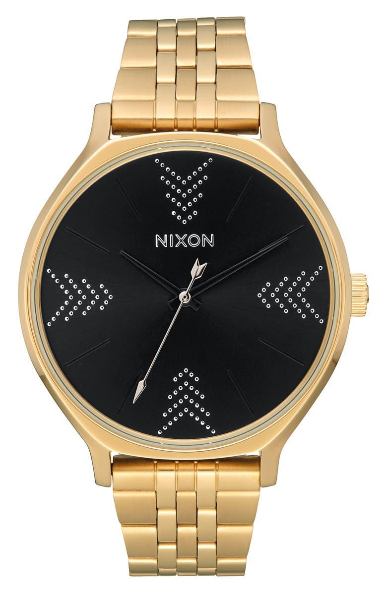 The Clique Bracelet Watch, 38mm by Nixon