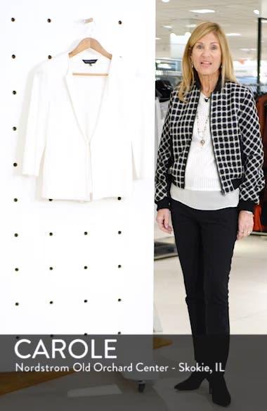 Lace Jacquard Jacket, sales video thumbnail