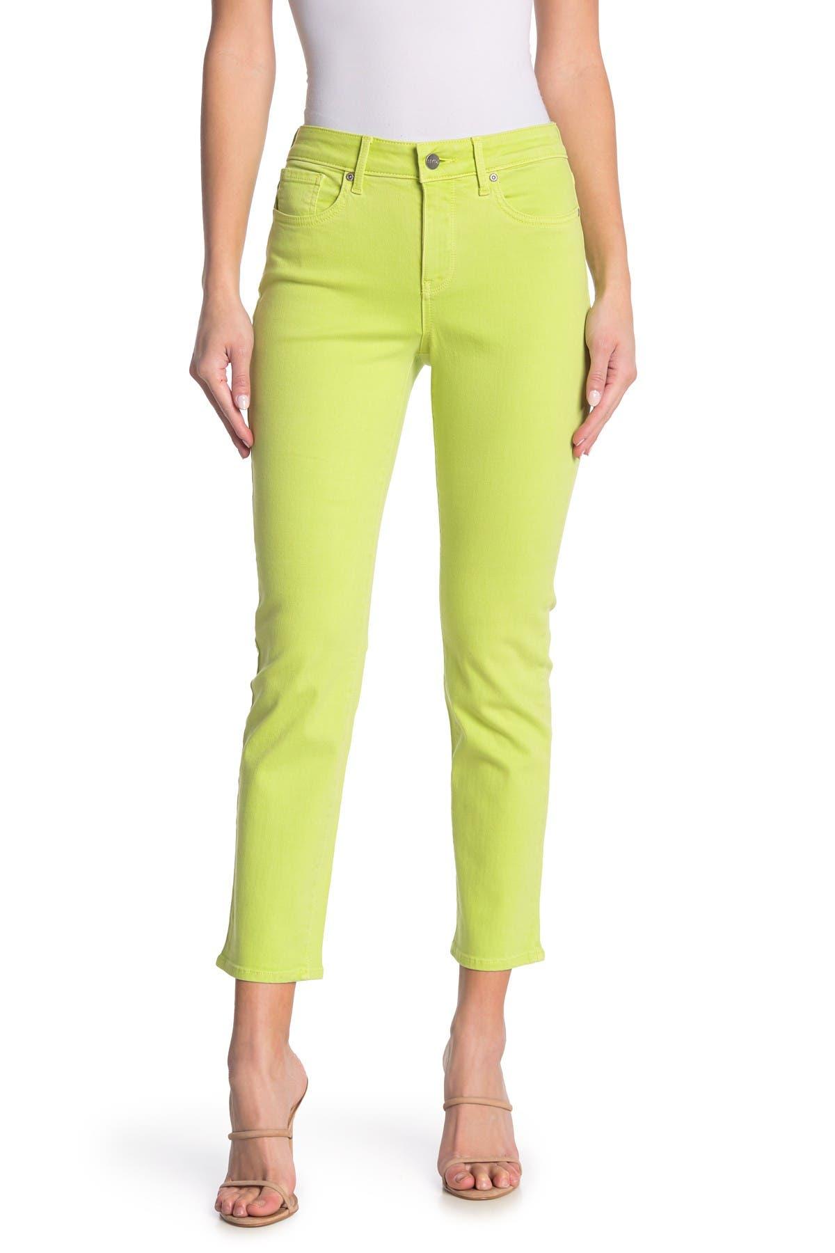 Image of NYDJ Sheri Slim Ankle Jeans