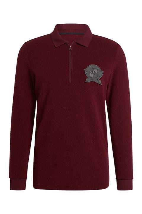 Men's Long Sleeve Polo Shirts | Nordstrom Rack