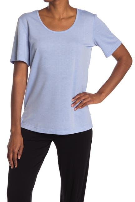 Image of N Natori Short Sleeve Top