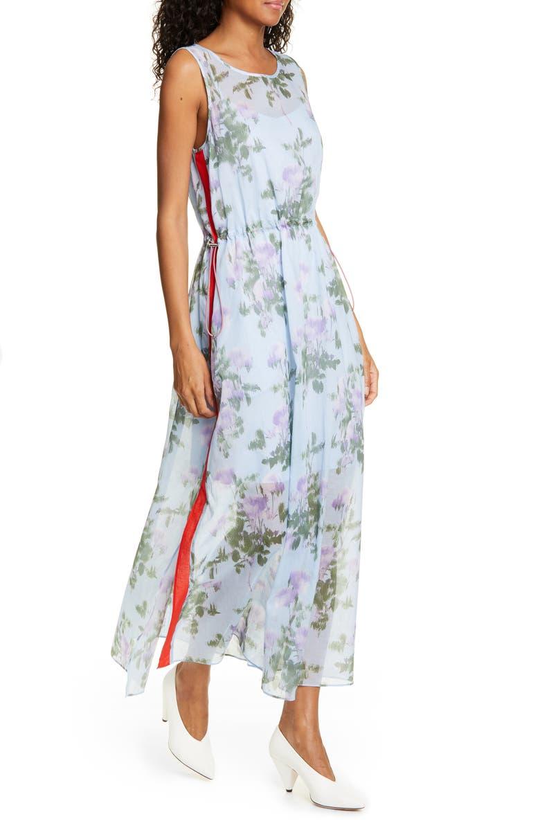 HUGO Kalanis Maxi Dress, Main, color, 400