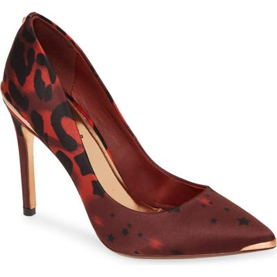 Ted Baker London Iziie Pump, Red