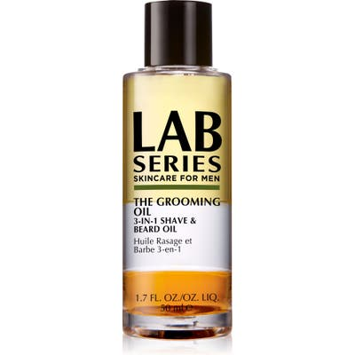 Lab Series Skincare For Men The Grooming 3-In-1 Shave & Beard Oil