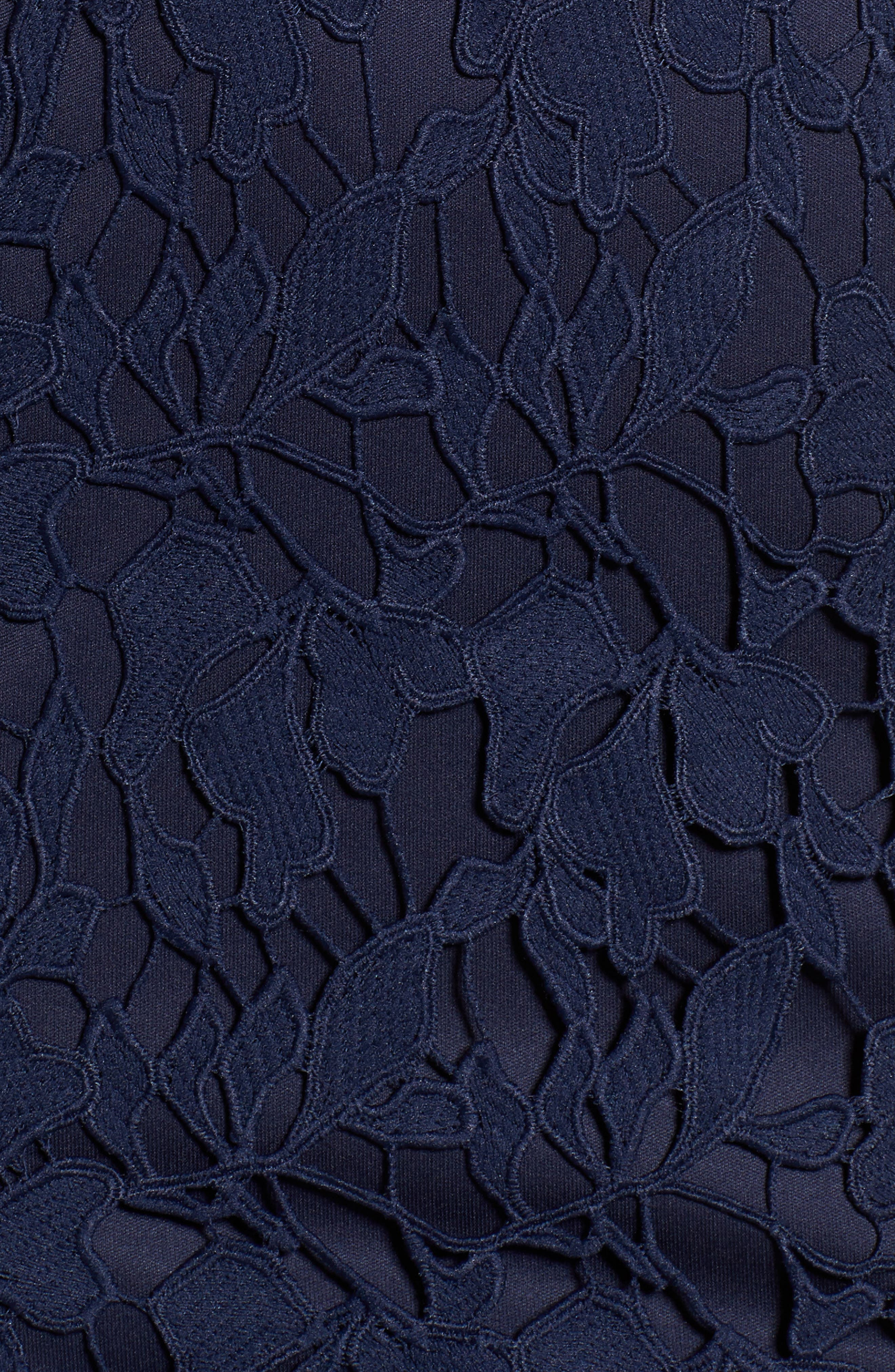 ,                             ASTR Lace Bodycon Dress,                             Alternate thumbnail 12, color,                             400