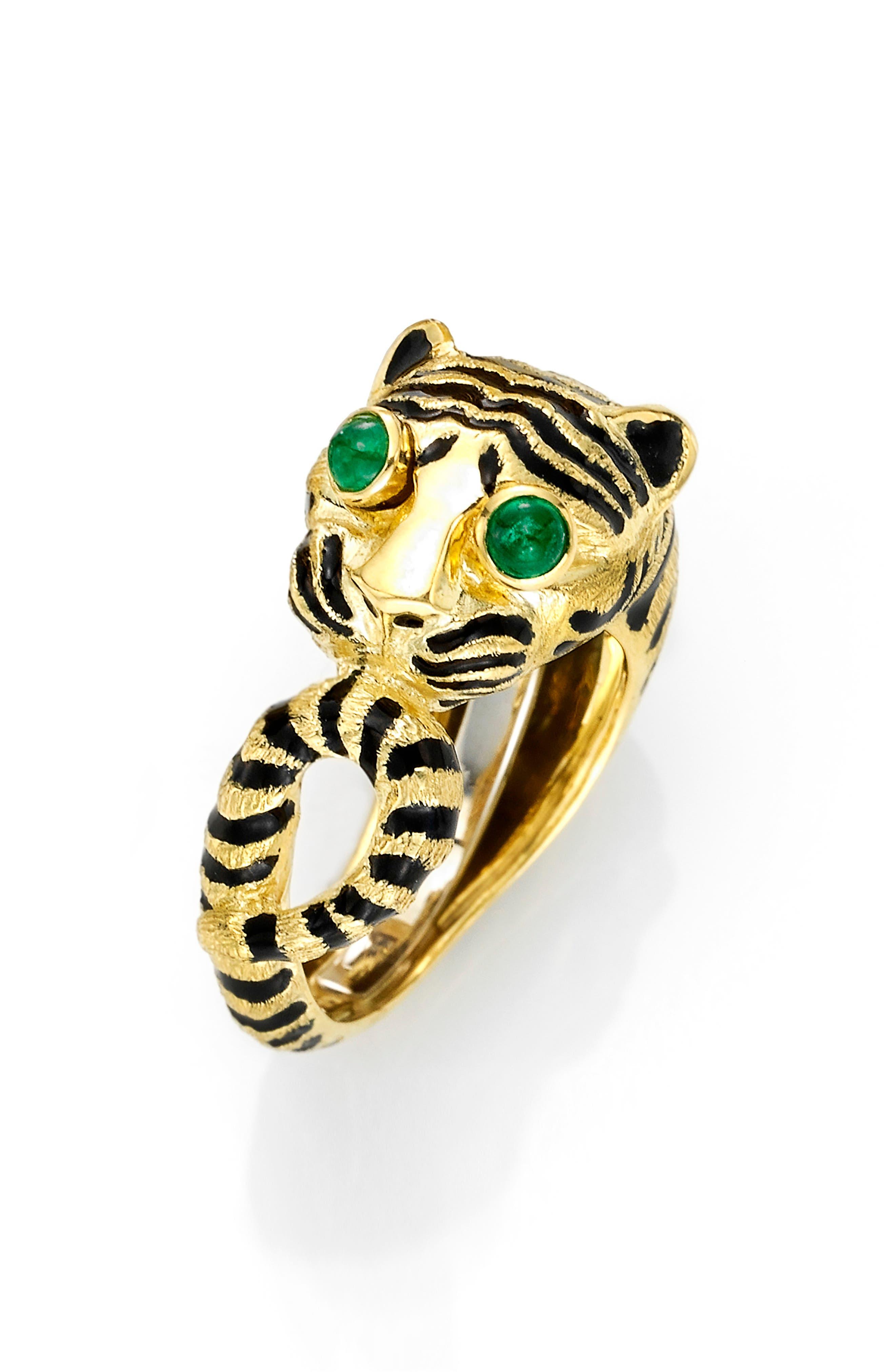Kingdom Tiger Ring
