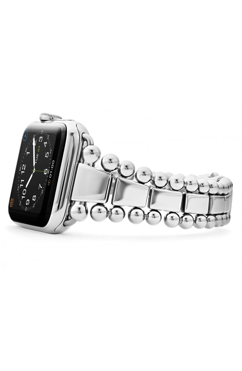 Smart Caviar Stainless Steel Watchband For Apple Watch® by Lagos