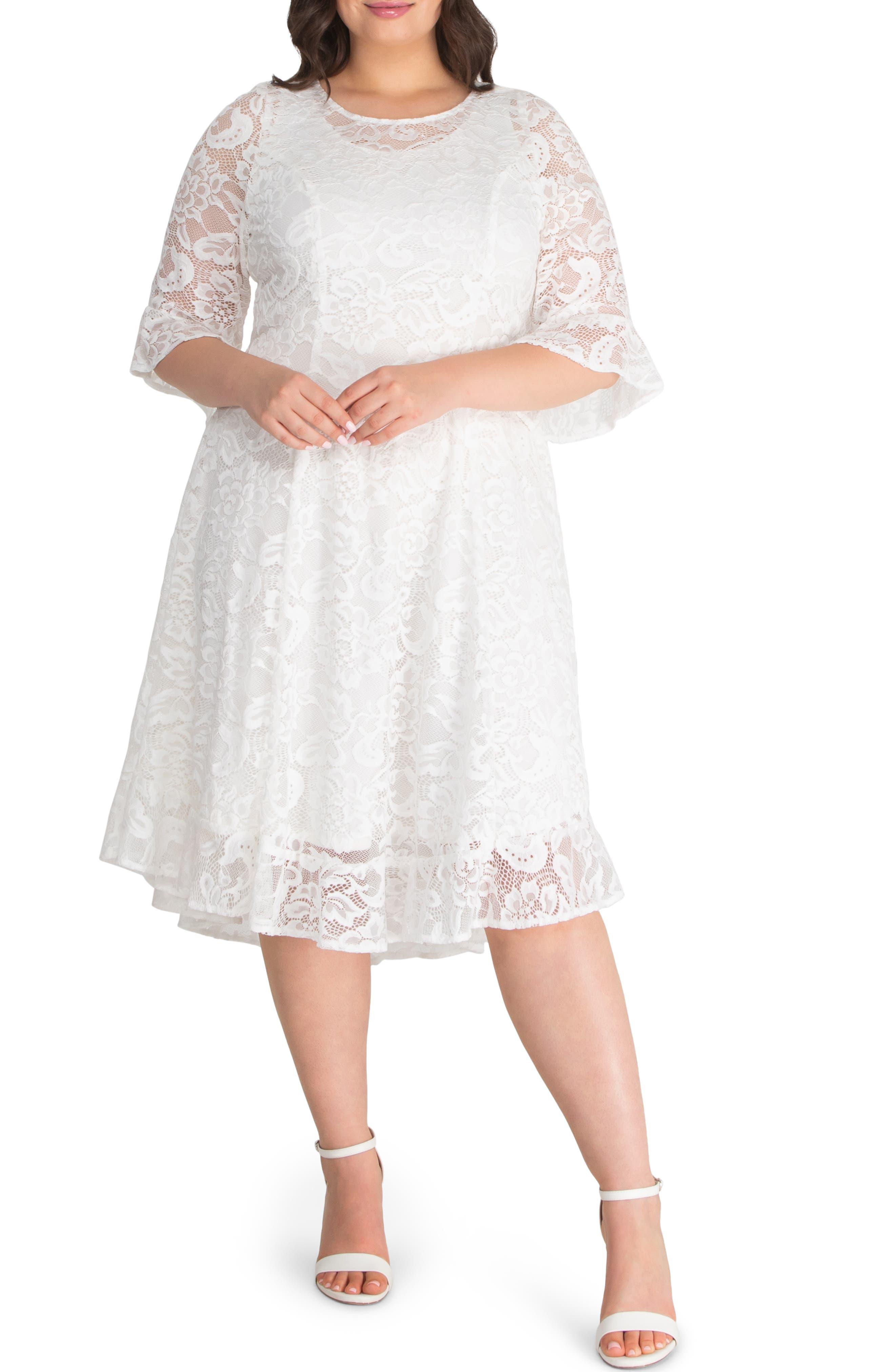Livi Lace Cocktail Dress