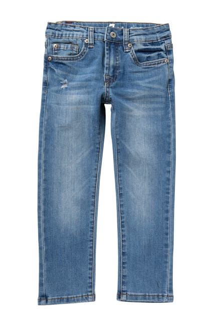 Image of 7 For All Mankind Slim Stretch Jeans