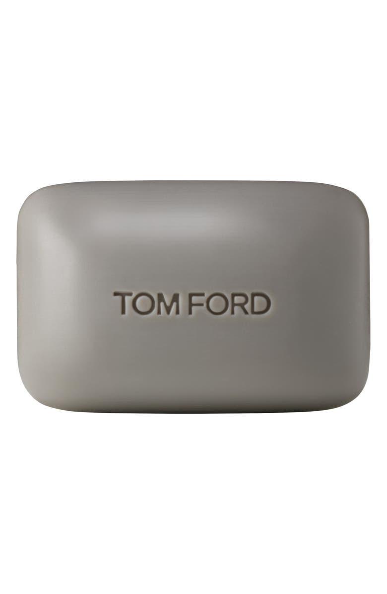 TOM FORD Oud Wood Bar Soap, Main, color, NO COLOR