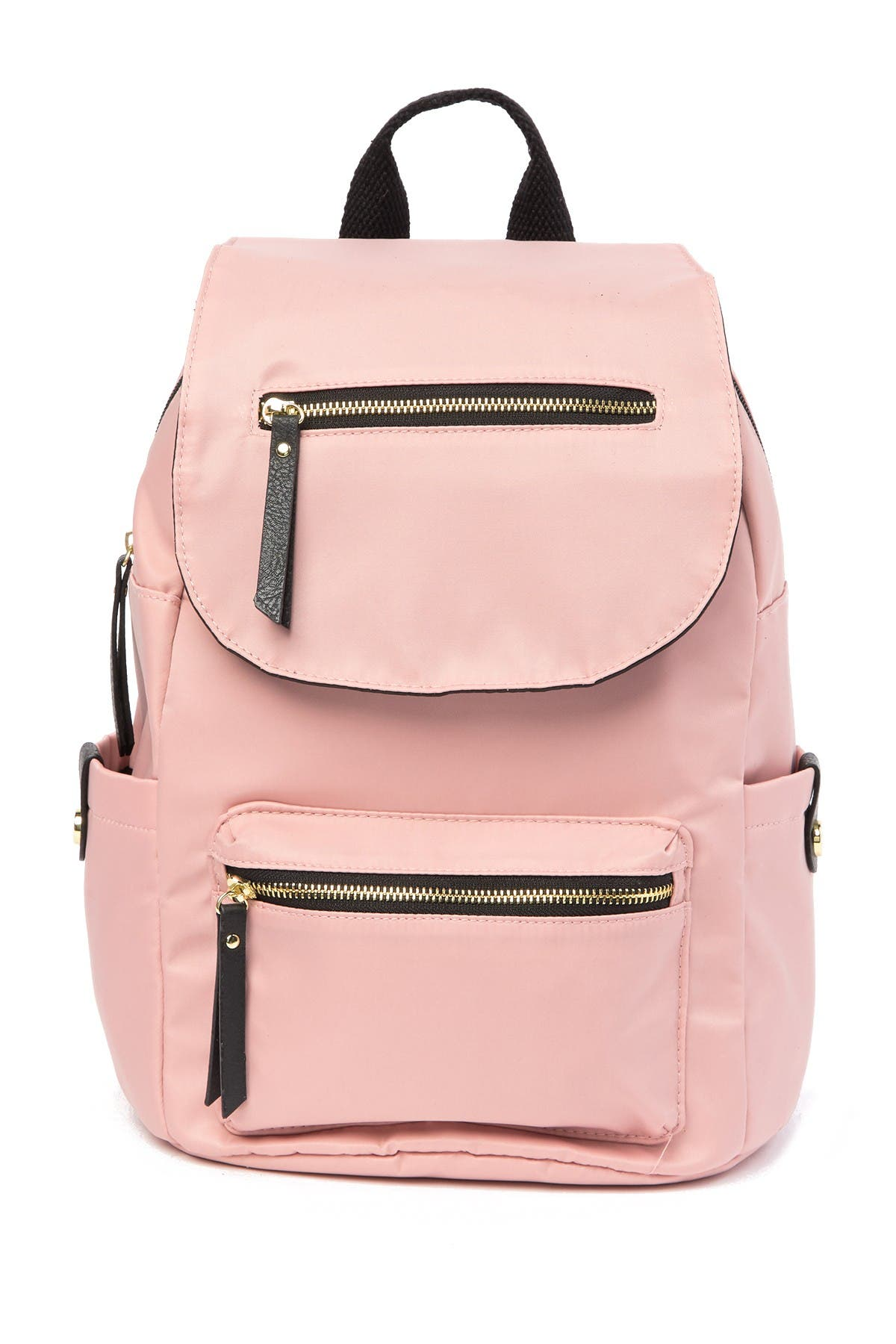 Image of Madden Girl Proper Flap Nylon Backpack