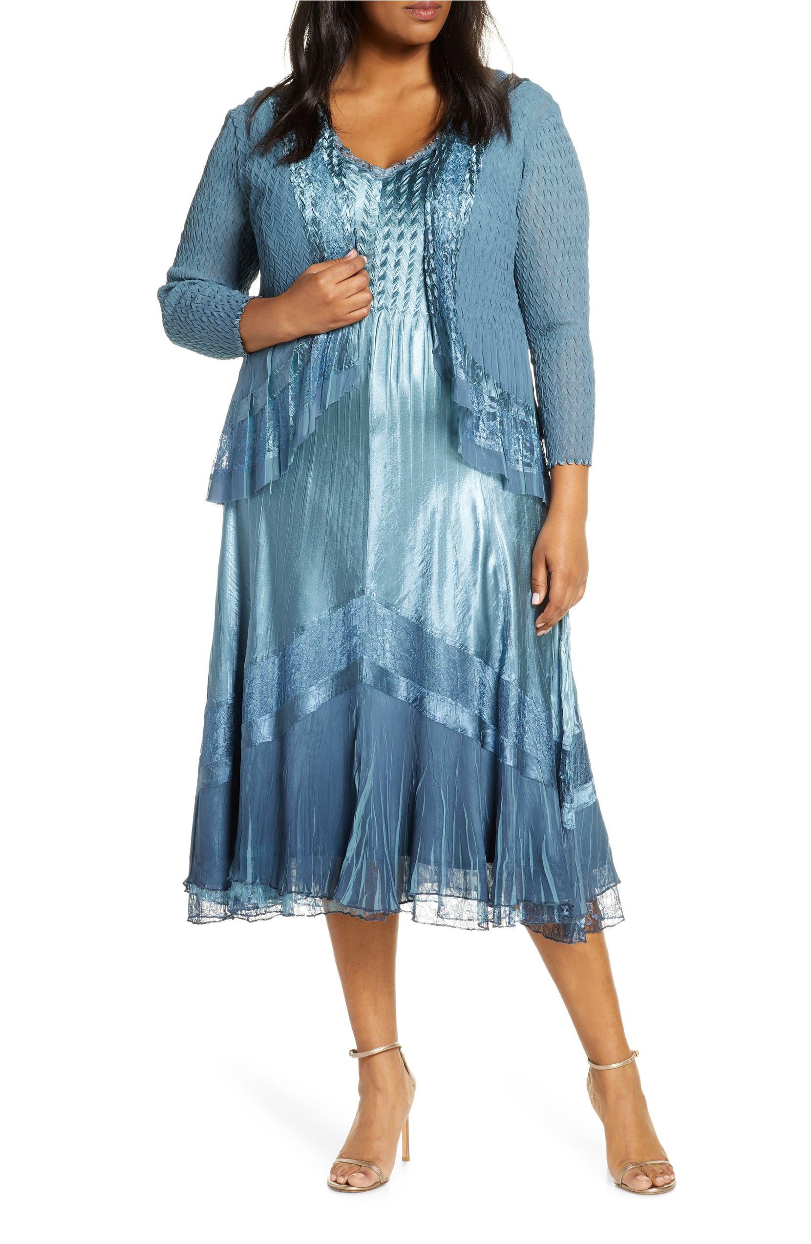 Komarov Plus Size Dresses Nordstrom