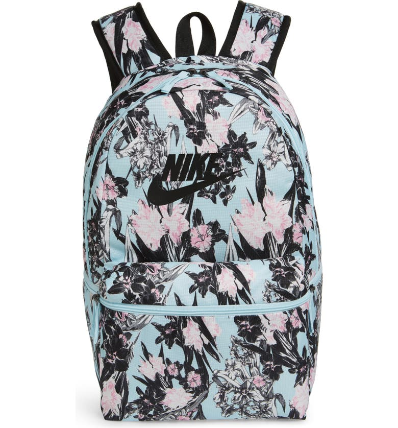 NIKE Heritage Backpack, Main, color, 400