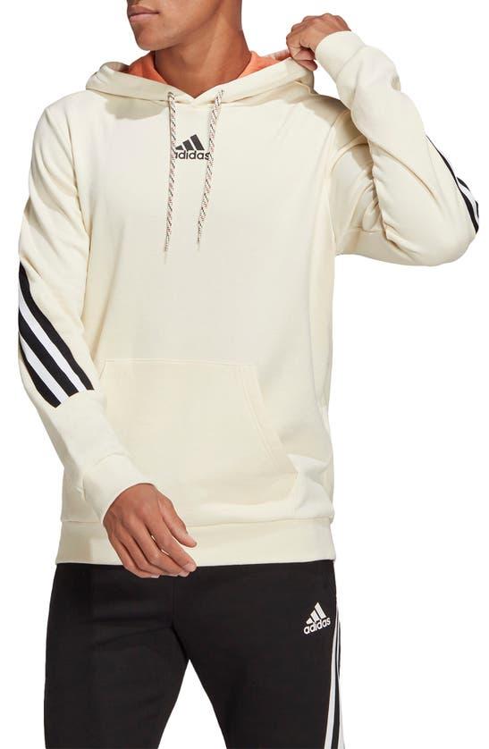 Adidas Originals Cottons 3-STRIPES HOODIE