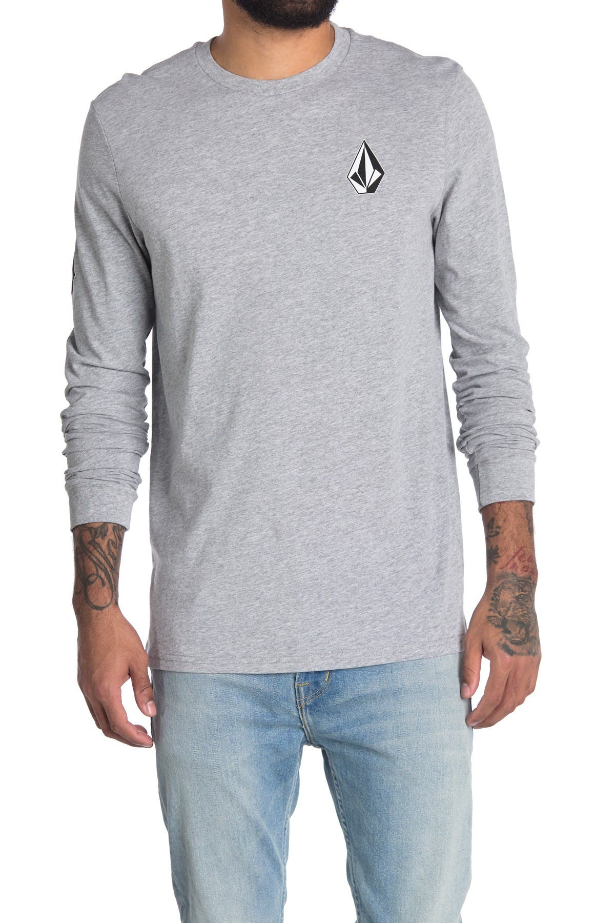 Image of Volcom Deadly Stones Long Sleeve T-Shirt