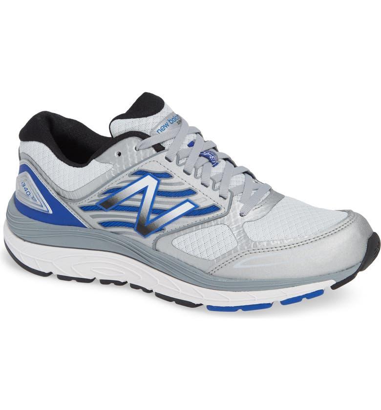 NEW BALANCE 1340v3 Running Shoe, Main, color, WHITE