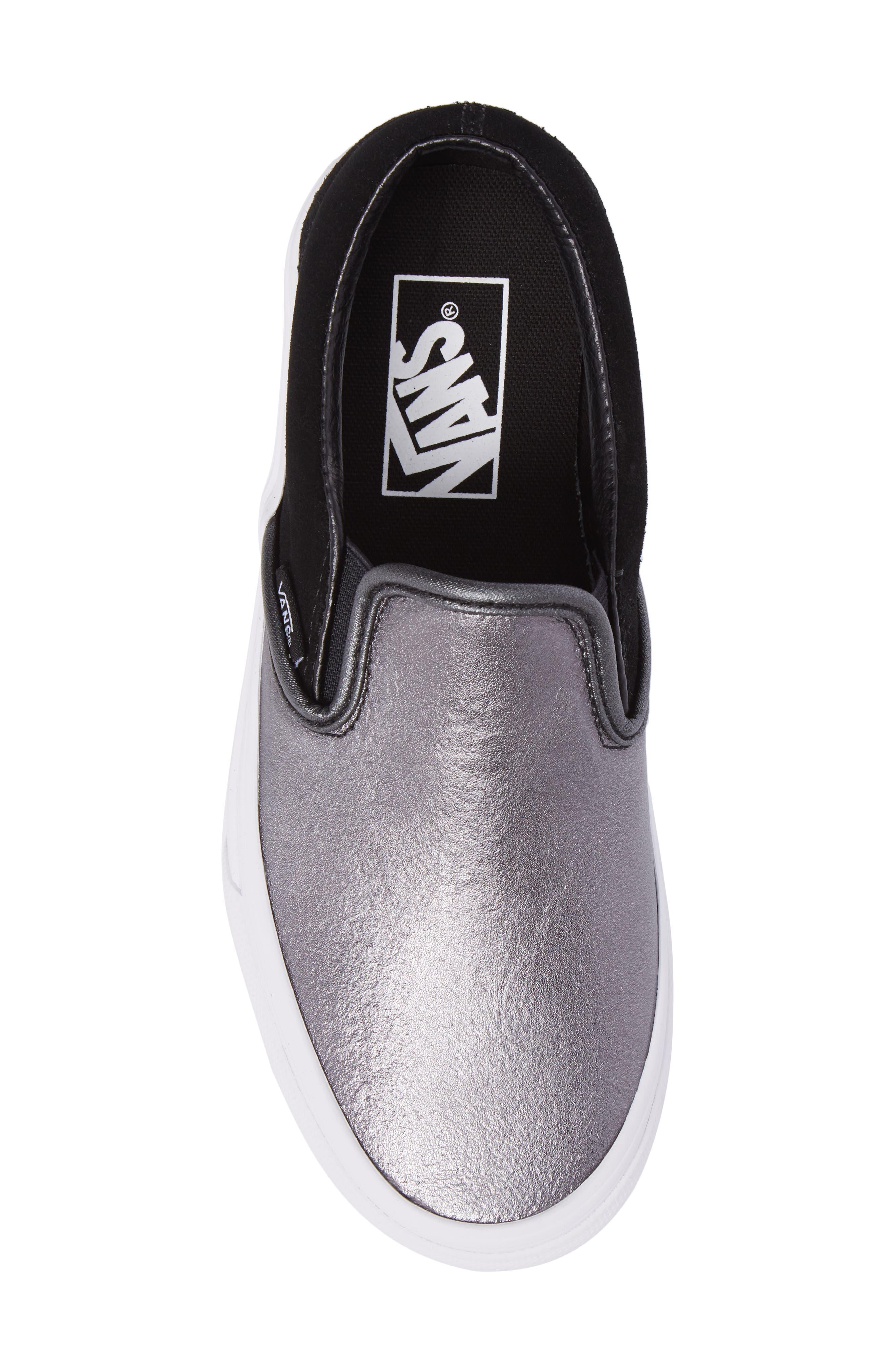 ,                             Classic Slip-On Sneaker,                             Alternate thumbnail 79, color,                             018