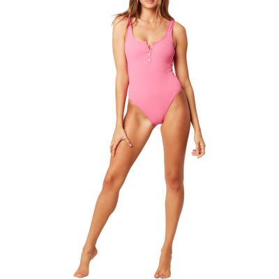 L Space Float On One-Piece Swimsuit
