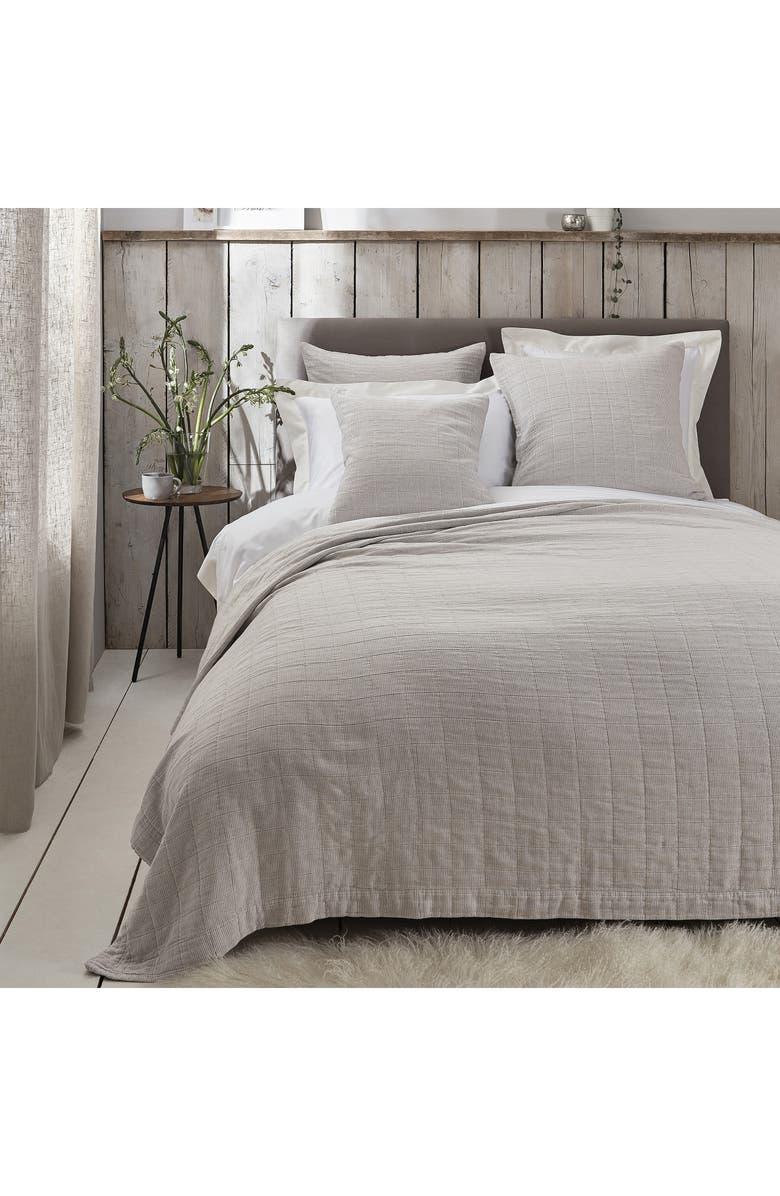 THE WHITE COMPANY Portland Bedspread, Main, color, 100
